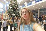 Главная елка страны, Кремлевская, приняла у себя в гостях детей из Вологодской области