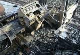 Под Вологдой ночью сгорели шесть тракторов, еще семь повреждены огнем