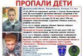 ВНИМАНИЕ! На Вологодчине пропали 11-летние подростки. Полиция и волонтеры ищут ребят второй день (ФОТО)