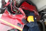 Страшная смерть вологжанина под многотонной бетонной балкой: беднягу просто размазало по кабине (ФОТО)
