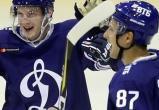 Четыре шайбы на двоих: воспитанники череповецкого хоккея ярко сыграли в «Матче всех звезд КХЛ»