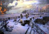 Выставка детских рисунков, приуроченная к 75-летию блокады Ленинграда открылась в Управлении Росгвардии
