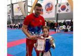 Вологодские воспитанники школы тхэквондо завоевали 8 медалей на кубке в Петербурге