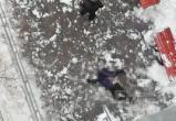 Трагедия на улице Карла Маркса: два часа назад с 10 этажа упала молодая женщина