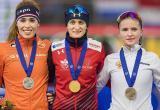 Вологодская конькобежка завоевала бронзу на Чемпионате мира