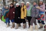 Праздник русского валенка отметили в Вологодском районе
