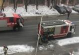 Пожар в детском саду Вологды: 228 детей эвакуированы из помещения