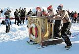 Лучшие «тюнингованные» сани выберут в Вологодском районе