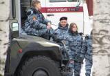 Старшеклассники спецклассов правоохранительной направленности «Рысь» наглядно ощутили весь груз работы сотрудников ОМОН