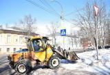 Больше 165 тысяч кубометров снега вывезли из Вологды с начала зимы: уборка продолжается (ФОТО)