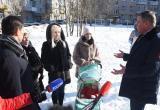 Инициативы жителей микрорайонов Вологды реализуют по всему городу