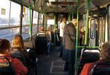 Несчастный случай: старушка получила серьезную травму головы, упав в салоне автобуса