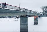 Вологодские чиновники уберут оранжевую ногу с Красного моста