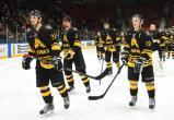 Череповецкие хоккеисты попали в молодежную и юниорскую сборную России
