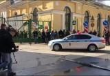 В Санкт-Петербурге прогремел взрыв. Неустановленный предмет взорвался в Военно-космической академии имени Можайского