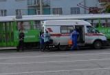 В Череповце ищут свидетелей потерявшего в трамвае N4 сознание мужчину 31 января