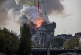 Горит собор Парижской Богоматери: всемирно известный памятник простоял больше восьми веков (ФОТО, ВИДЕО)