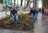 Уже 3 тысячи вологжан заявили об участии в субботнике 20 апреля. Им дадут грабли, лопаты и метла