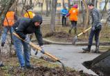 20 апреля на общегородском субботнике в Вологде выдадут 50 лопат