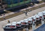 Каждый район Вологодчины получил по новому автобусу