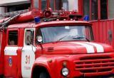 12 человек оставил без крова крупный пожар в Вожеге, есть пострадавший