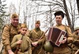 В Вологде воссоздали освобождение Крыма в Великой Отечественной войне (ФОТО)