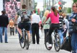 Чуть помедленнее, кони! Велосипедистам запретят ездить по тротуарам