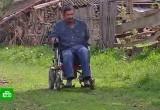 Чиновники подали в суд на инвалида без ног и руки за нескошенную траву в огороде