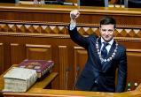 Зеленский стал президентом Украины и пообещал вернуть утраченные территории