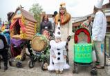 Парад колясок в Череповце на 1 июня посвятили Пушкину, Гоголю, Крылову и Чуковскому