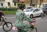 Череповец присоединился к Единому дню велопарадов