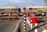 В Вологде на один день будет закрыт железнодорожный переезд