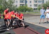 В Соколе стартовали сельские спортивные игры «Вологодские зори»