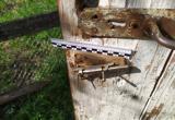 Житель Харовска вломился в дом к соседу и угрожал ему убийством