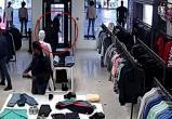 Вологжанин попался на краже курток в торговом центре