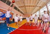 В Тотьме строят новый школьный спортзал вместо 100-летнего деревянного