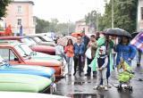 Из-за дождя программу празднования Дня города пришлось менять