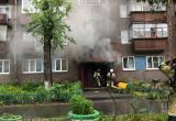 Пожар в Череповце стал причиной эвакуации детей