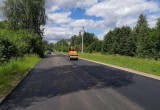 20 млн 250 тысяч рублей ушло на ремонт улицы Ухтомского в Бабаево