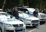 В День Госавтоинспекции в Вологде лучшие автоинспекторы получили новые машины