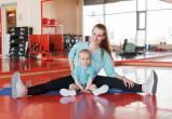 И ребенок рядом! Занятия фитнесом для мам стартуют в Вологде