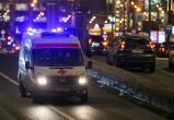 В Вологде иномарка сбила женщину на зебре. Ее с травмами госпитализировали