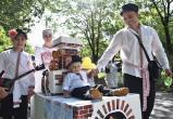 Парад колясок состоялся в Вологде