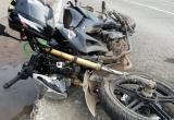 Мотоциклиста с места ДТП под Великим Устюгом увезли в больницу