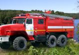 Бабаевский район укрепили новой пожарной техникой