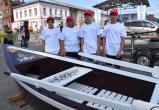 Праздник лодки и 90-летний юбилей района с размахом отметили в Устье