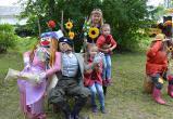 В Кадникове выбрали лучшие огородные пугала