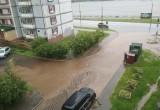 Ливень, град и штормовой ветер: Череповец пережил удар стихии (ВИДЕО)