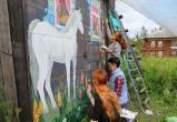 Арт-объект создали в селе, где провел детство поэт Николай Рубцов