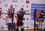 20-летний Илья Чащин из Шексны стал участником чемпионата Европы по пауэрлифтингу (жиму классическому) 2019 года